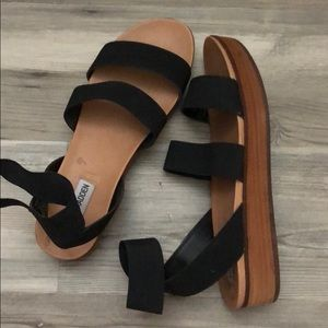 1ee1beb86eb Women Steve Madden Platform Sandal on Poshmark